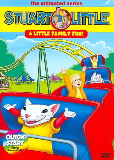 STUART LITTLE:LITTLE FAMILY FUN BY STUART LITTLE (DVD)